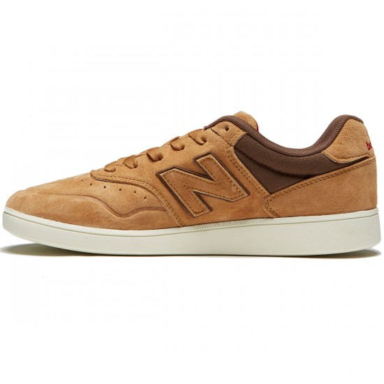 New Balance Numeric 288 Shoes - Tan/Brown - 8.5