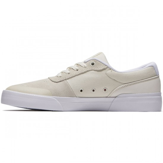 DC Switch Plus S Shoes - White - 8.0