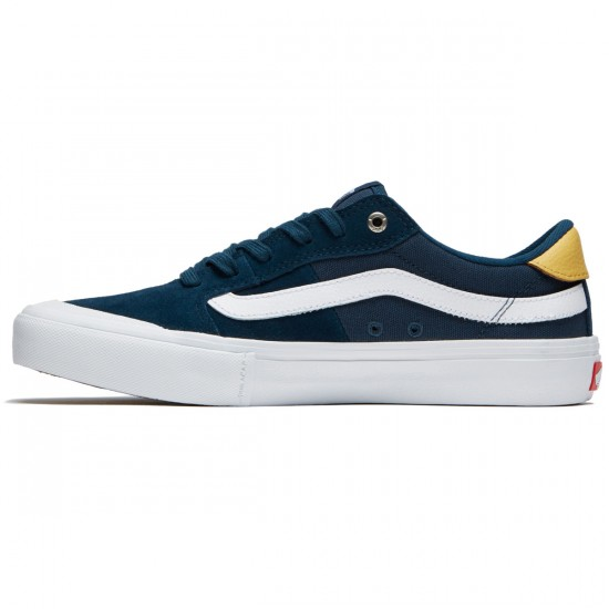 Vans Style 112 Pro Shoes - Reflecting Pond/White - 9.0