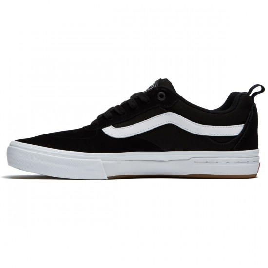 Vans Kyle Walker Pro Shoes - Black/White