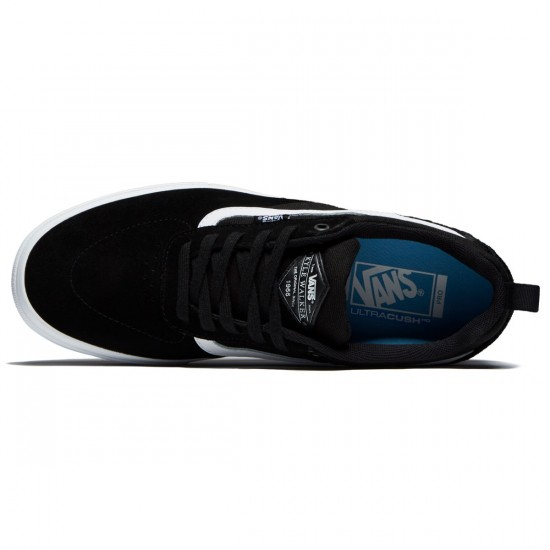Vans Kyle Walker Pro Shoes - Black/White - 7.5