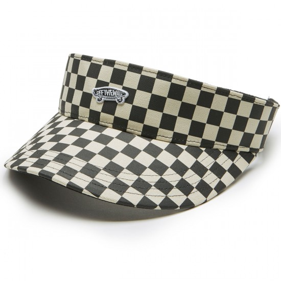 Vans Court Visor - Checkerboard