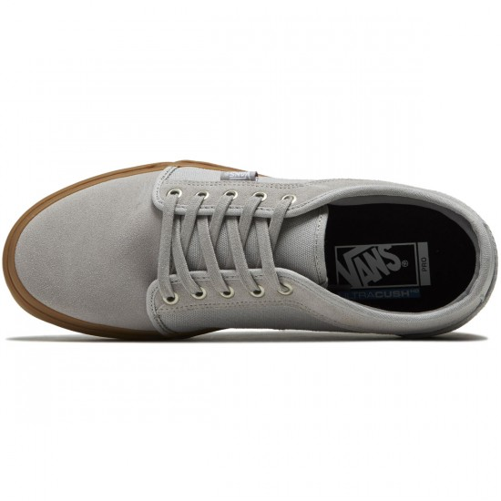 Vans Chukka Low Shoes - Drizzle/Gum - 8.0