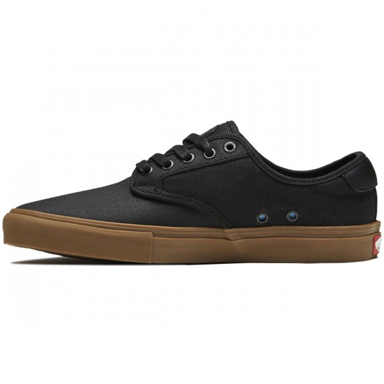 Vans Chima Ferguson Pro Shoes - Black/Gum - 8.0