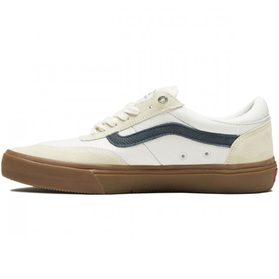 Vans Gilbert Crockett Pro 2 Shoes - Turtle Dove/Dress Blues/Gum - 7.5