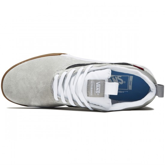 Vans UltraRange Pro Shoes - Drizzle/White - 8.0
