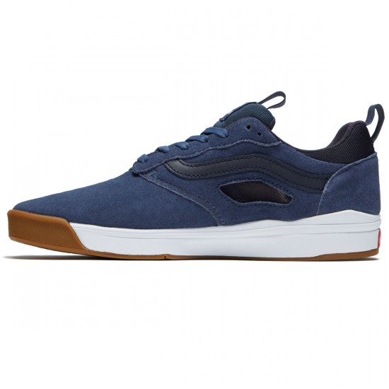 Vans UltraRange Pro Shoes - Vintage Indigo/Gum/White - 9.0