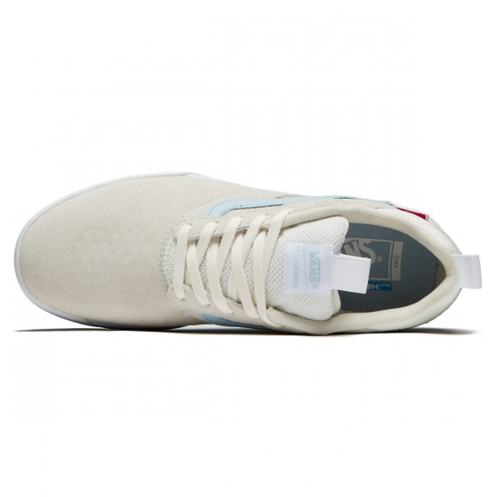 Vans UltraRange Pro Shoes - Classic White/Baby Blue - 8.0