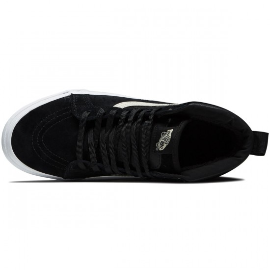 Vans Sk8-Hi MTE Shoes - Black/Night - 8.0