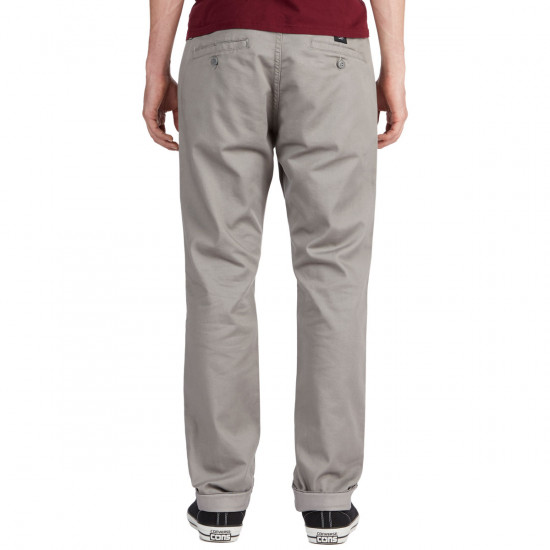 Vans Authentic Chino Stretch Pants - Frost Grey - 28 - 32