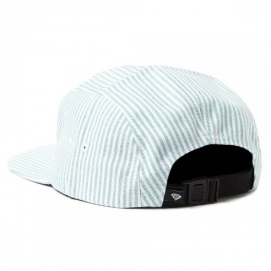 Diamond Supply Co. Monte Carlo 5 Panel Hats - Diamond Blue