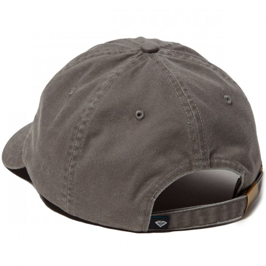 Diamond Supply Co. Leeway Sports Hat - Grey