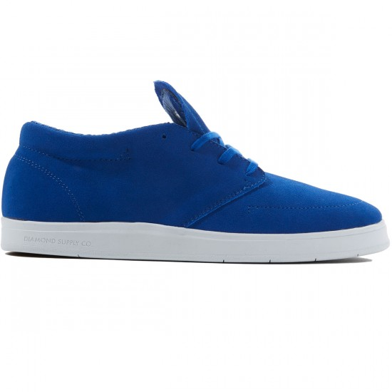 Diamond Supply Co. Deck Shoes - Royal Blue - 8.0