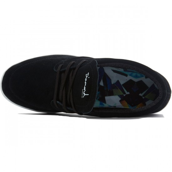 Diamond Supply Co. Deck Shoes - Black - 8.0