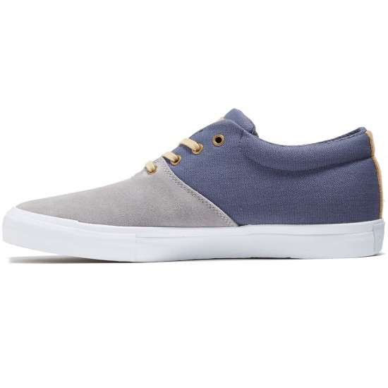 Diamond Supply Co. Torey Shoes - Grey/Blue
