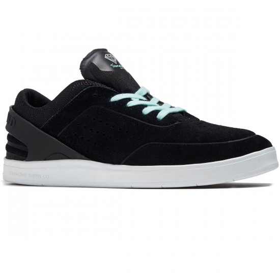 Diamond Supply Co. Graphite Shoes - Black - 8.0