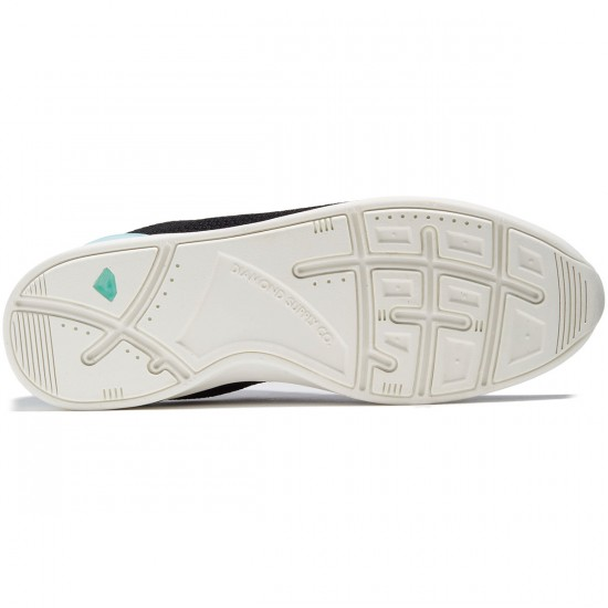 Diamond Supply Co. All Day Lite Shoes - Black - 8.0