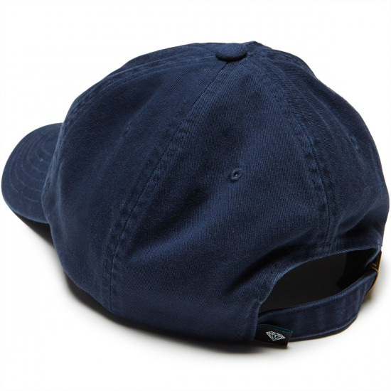 Diamond Supply Co. Leeway Sports Hat - Navy