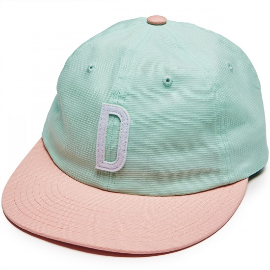 Diamond Supply Co. Home Team D Unstructured 6 Panel Hat - Mint