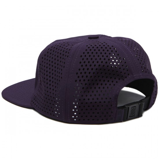 Hall Of Fame Arched 2.0 Buckleback Hat - Purple