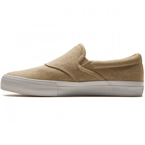 Diamond Supply Co. Boo J Shoes - Washed Tan - 8.0