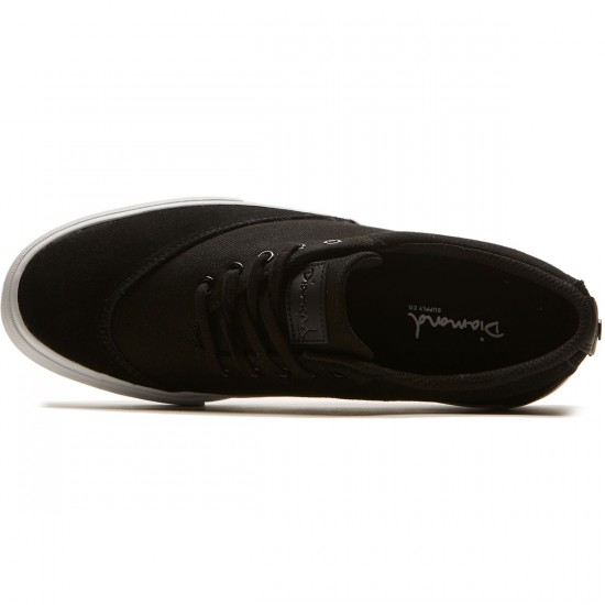 Diamond Supply Co. Avenue Shoes - Black - 8.0