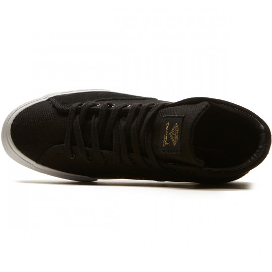 Diamond Supply Co. Select Hi Shoes - Black - 8.0