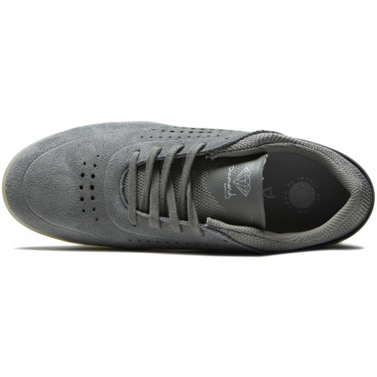 Diamond Supply Co. Graphite Shoes - Dark Grey - 8.0