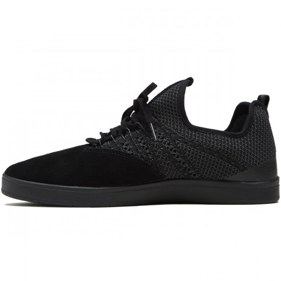 Diamond Supply Co. All Day Shoes - Black/Black