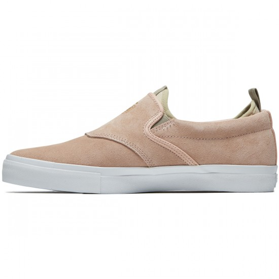 Diamond Supply Co. Boo J XL Shoes - Pink Suede - 8.0