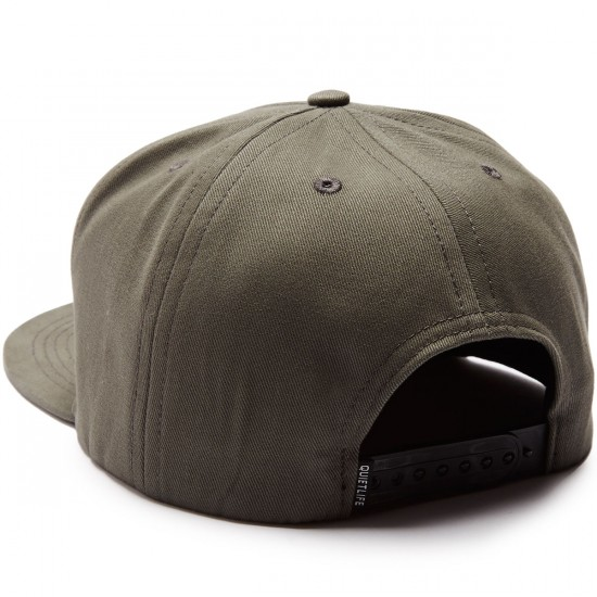 The Quiet Life Shakey Hat - Olive
