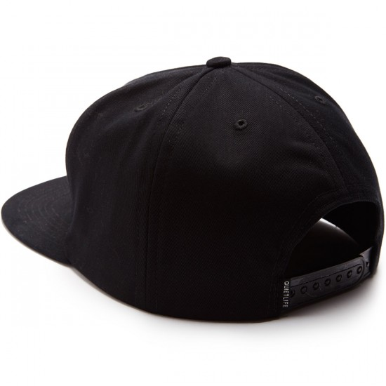The Quiet Life Shakey Hat - Black