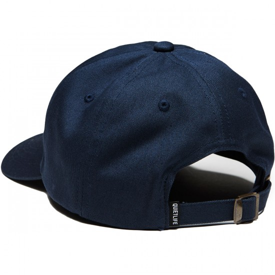 Quiet Life Kook Free Hat - Navy