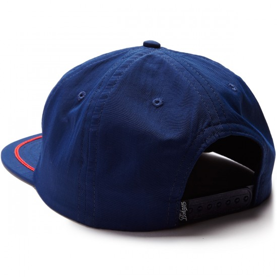 Bohnam Rl 5 Panel Hat - Navy