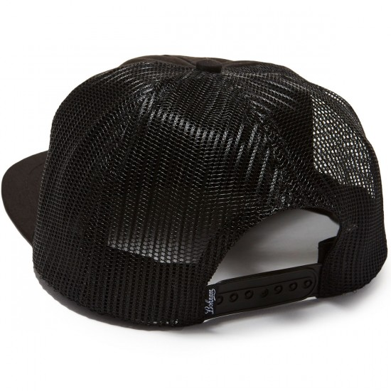 Bohnam Hook Trucker Hat - Black