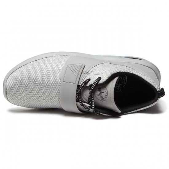 Globe Mahalo Lyte Shoes - Grey Strap - 8.5