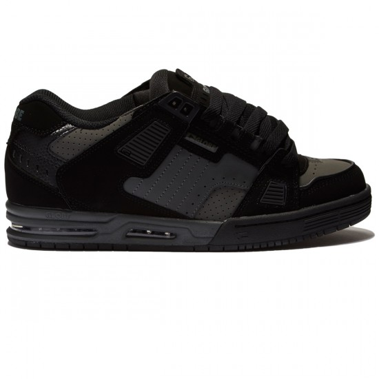Globe Sabre Shoes - Black/Gun Metal/Grey - 8.5