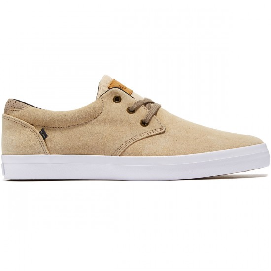 Globe Willow Shoes - Sand/White - 8.0