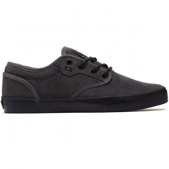 Globe Motley Shoes - Dark Shadow/Black - 8.0