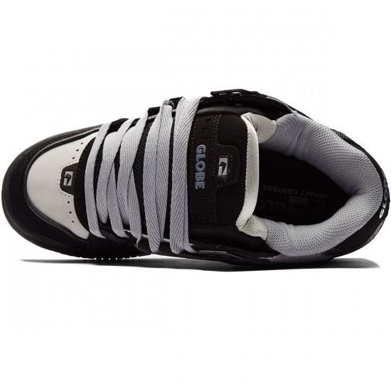 Globe Sabre Shoes - Black/Black/Grey - 8.0