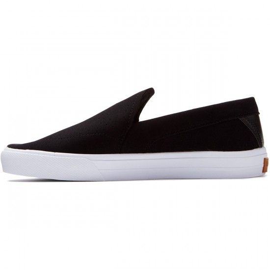 Globe Castro LYT Shoes - Black/White - 8.0