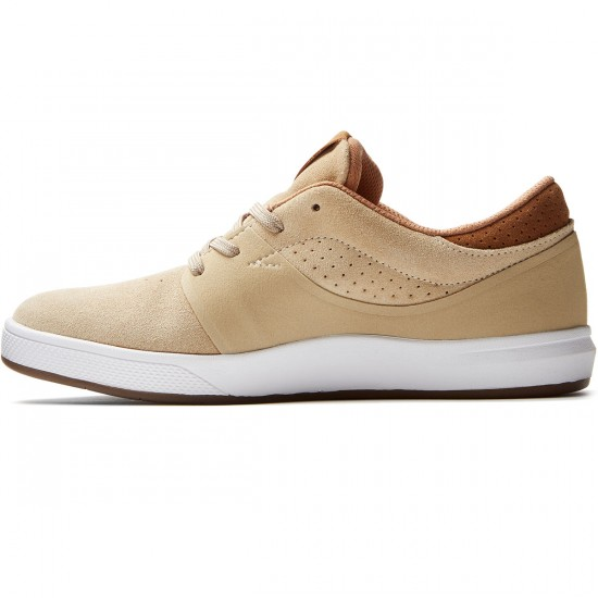 Globe Mahalo SG Shoes - Tan/White - 8.0