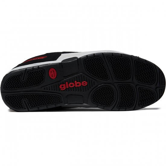 Globe CT-IV Classic Shoes - Silver/Grey/Black - 8.0