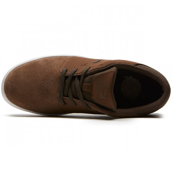 Globe Mahalo SG Shoes - Chocolate Brown - 8.5