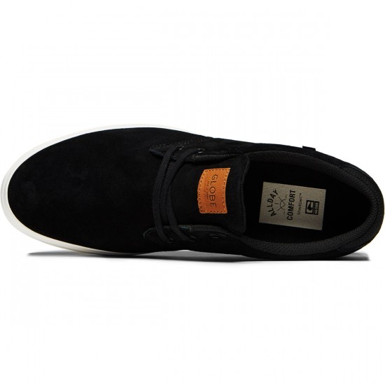 Globe Willow Shoes - Black - 8.0