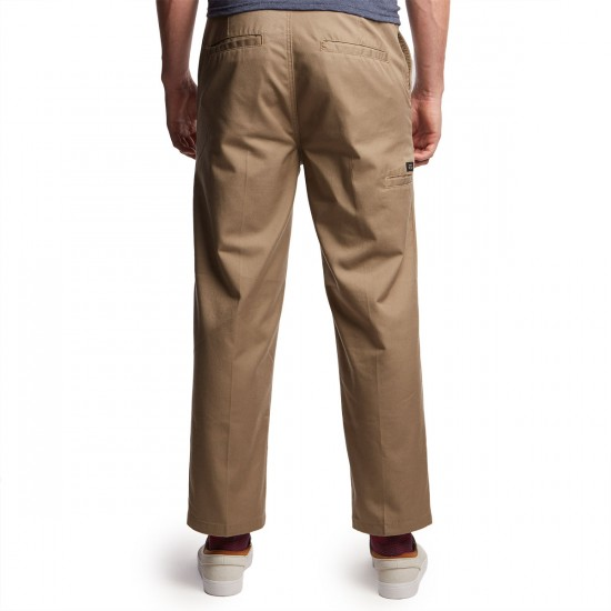 Globe Goodstock Worker Pants - Khaki - 30 - 32