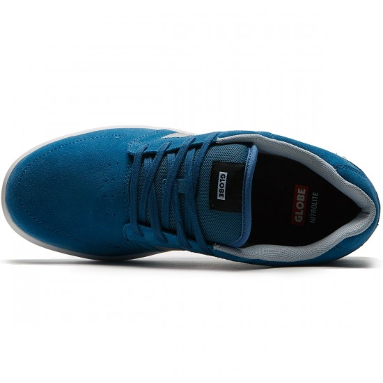 Globe Octave Shoes - Blue/White - 8.5