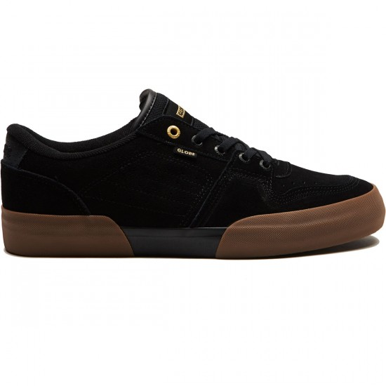 Globe Mojo Legacy Shoes - Black/Gum