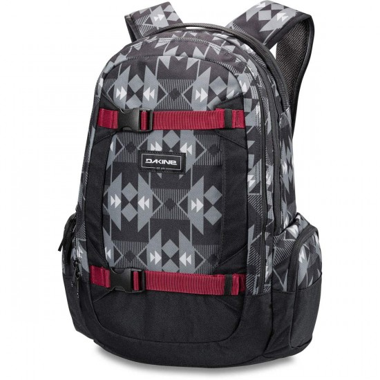 Dakine Mission 25L Womens Backpack - Fireside II