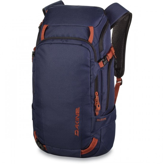 Dakine Heli Pro 24L Backpack - Dark Navy